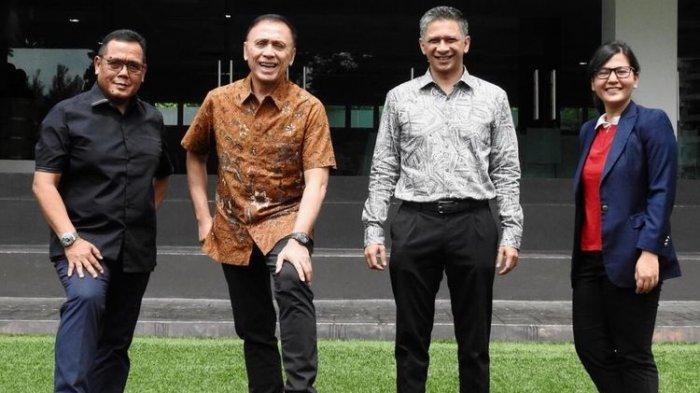Iwan Bule Harapkan Jadwal Liga 1 2020 Tak Terganggu Epidemi Virus Corona