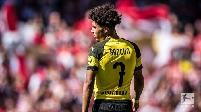 Update Man United: Jadon Sancho Tak Kenakan Nomor 7 di Setan Merah, Ternyata Pilih Nomor Ini