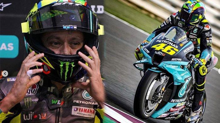 Update Jadwal MotoGP Doha 2021, Valentino Rossi Beberkan Masalah Ban ke Tim Yamaha