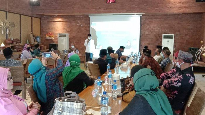 Safari Politik Bertemu Tokoh Masyarakat dan Agama, PKB Bali Sosialisasikan Pencalegan Dini