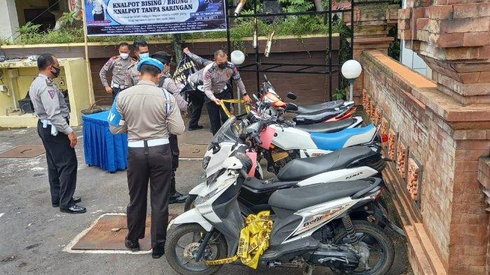 Kaum Milenial di Badung Bali Diminta Ikuti Aturan Lalulintas, Gunakan Knalpot Brong Akan Ditindak