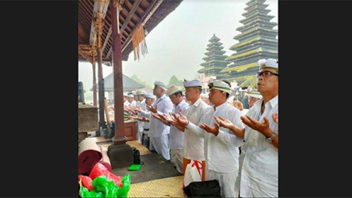 Dilantik Secara Niskala, Pengurus DPD Gerindra Bali Siap Bekerja Perjuangkan Kepentingan Masyarakat
