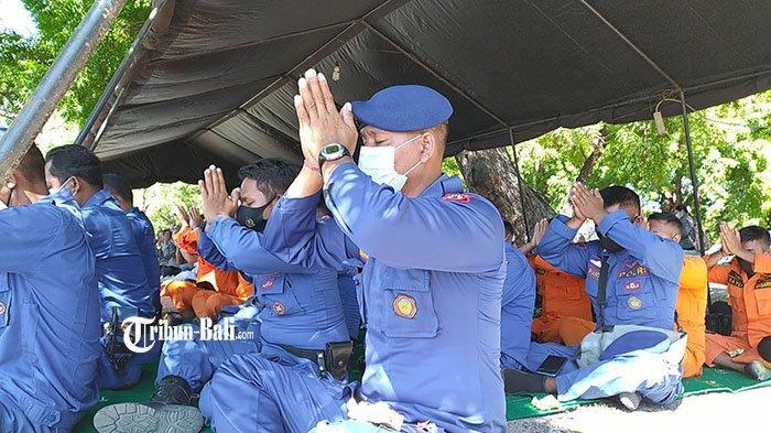 Polres Buleleng Gelar Doa Bersama, Berharap Kapal Selam KRI Nanggala 402 Segera Ditemukan