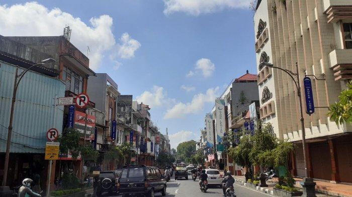 Wisata 'Lorong Waktu' Dengan Menjelajahi Kawasan Denpasar Heritage di Jalan Gajah Mada