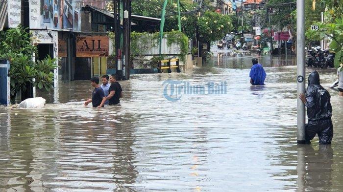 BMKG Beri Peringatan Cuaca Denpasar Senin 14 Desember 2020