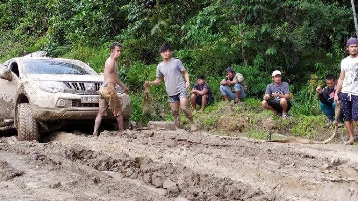Kisah Warga di Perbatasan, Hidup Makin Sulit di Masa Pandemi Covid-19 dan Sejak Malaysia Lockdown