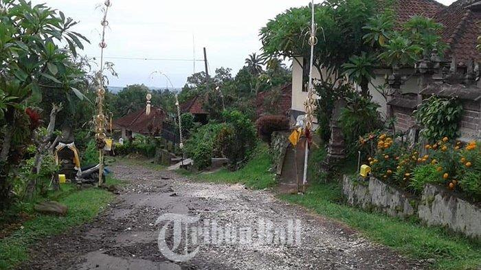 133 Kilometer Jalan Tabanan Kondisi Rusak Berat, Tahun Ini Rencana Perbaiki 74 Kilometer