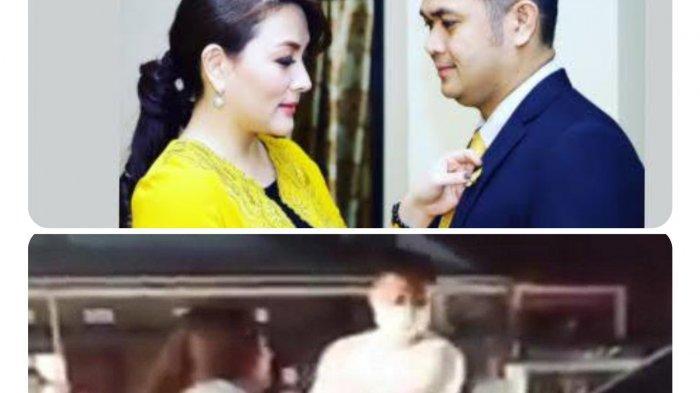 Akhir Drama Perselingkuhan Wakil Ketua DPRD JAK, Michaela Paruntu Menangis Ampuni Suami