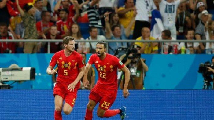 Gol Belgia di Menit Injury Time Pupuskan Harapan Jepang
