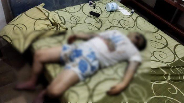 UPDATE Penemuan Mayat Laki-laki di Jalan Anggrek Denpasar, Istri Korban Ungkap Hal Ini