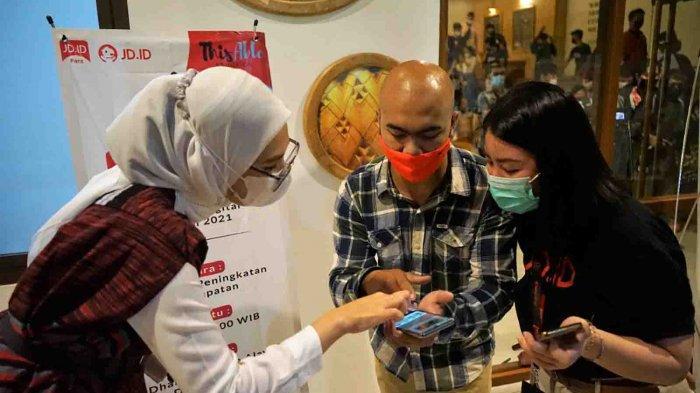 JD.ID dan ThisAble Foundation Gelar Lokakarya Bisnis Digital Bagi Kaum Disabilitas di Denpasar