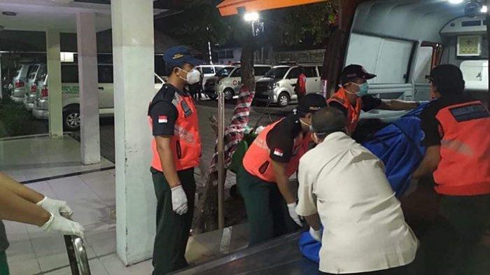 Jenazah yang Ditemukan di Hotel di Denpasar Dievakuasi BPBD ke RSUP Sanglah
