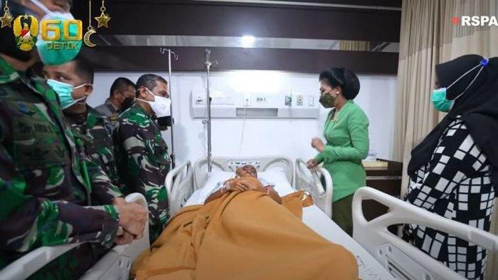 Jenderal Andika Perkasa Jadi Sorotan, Nia Nurlisa Langsung Diterbangkan dari Ambon ke Jakarta