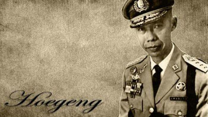 Cerita Jenderal Hoegeng yang Berhasil Lolos dari Fitnah Berkat Catatan Harian