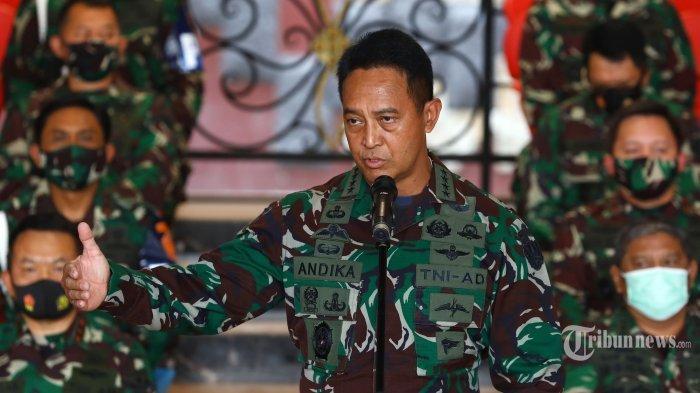 Profil Jenderal Andika Perkasa dan Laksamana Yudo Margono, Dua Calon Kuat Panglima TNI