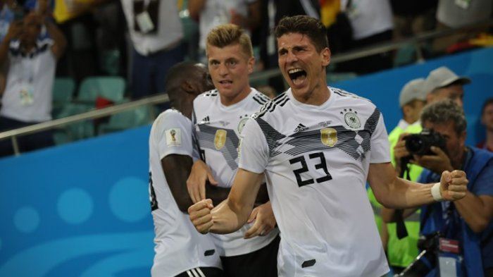 Jerman Gagal Di Fase Grup, Joachim Low Soroti Penampilan Dua Pemain Kunci Ini