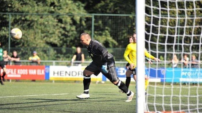 Mantan Striker Timnas Indonesia Kini Jadi Kiper di Tim Liga Belanda