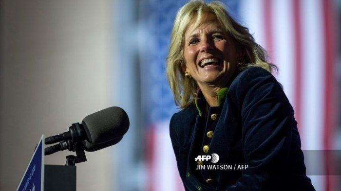 Kisah Istri Joe Biden, Jill Biden Calon Ibu Negara AS Ternyata Seorang Guru Bahasa Inggris