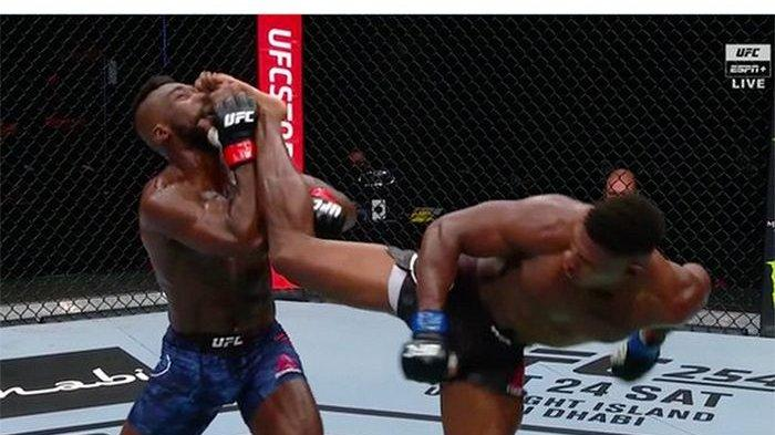 Tendangan Wakanda Jadi Video Paling Viral di UFC, Ungguli Rekor Conor McGregor