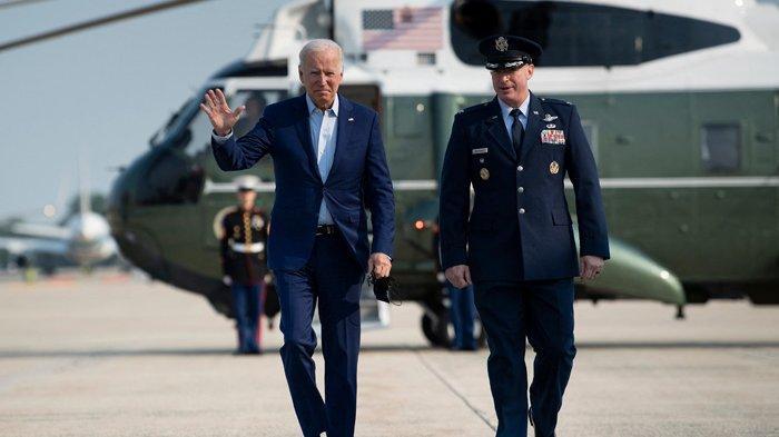 Presiden Joe Biden Bantah Tawaran Pertemuan Ditolak Pemimpin China Xi Jinping