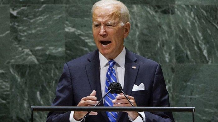 Dalam Sidang Umum PBB Presiden Joe Biden Tegaskan Sikap Mendukung Palestina Merdeka