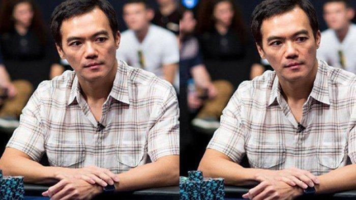 John Juanda Pria Indonesia Yang Dinobatkan Sebagai Raja Judi Poker Dunia 5 Kali Sabet Uang 28 M Tribun Bali