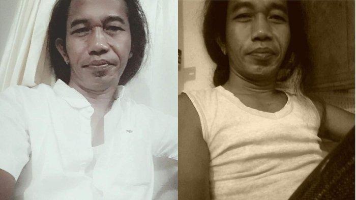 Cerita Imron Soleh Pria yang Viral Setelah Fotonya di Facebook Disebut Mirip Presiden Jokowi