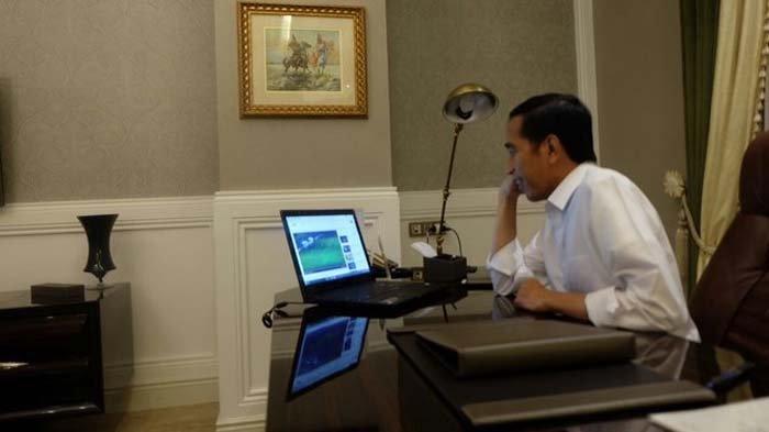 Jokowi Minta Tindak Tegas Media Online Abal-Abal Pembuat Berita Bohong