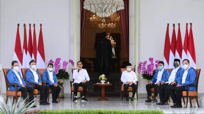 Jokowi Hari Ini Dijadwalkan Melantik Enam Menteri Baru di Istana Kepresidenan