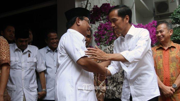Jokowi dan Prabowo Ada di Bangkok Sebelum Sidang Putusan MK, Wakil Ketua TKN Beri Keterangan