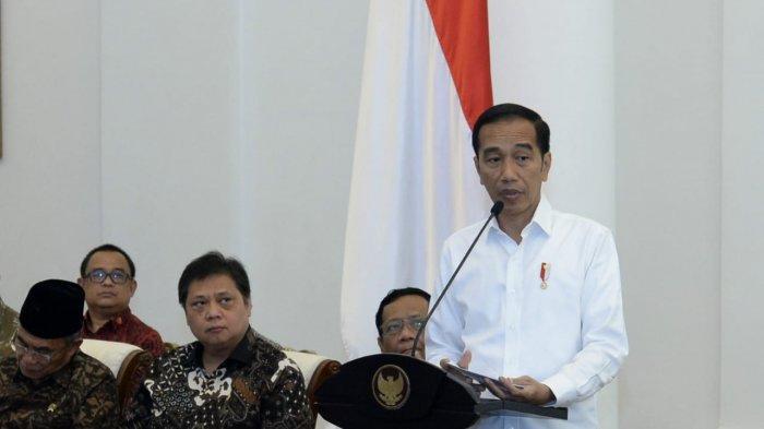 Video Live Streaming Presiden Jokowi Resmikan RS Darurat Covid-19 Wisma Atlet