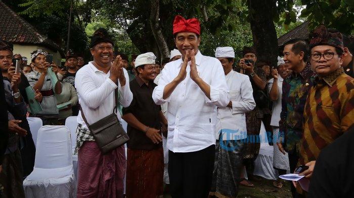 Jokowi Resmi Diusung PDIP Jadi Capres, Ternyata Ini Mengejutkan Banyak Pihak di Rakernas III, Bali