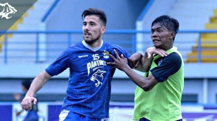 Eks Pemain Persib, Jonathan Baumann Tampil Ganas di Liga Ekuador, Sudah Cetak 13 Gol