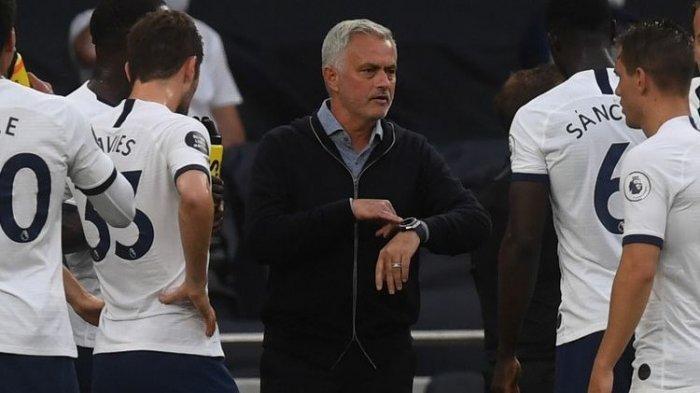 Tottenham Vs Man United Kick Off 22.30 WIB Malam Ini, Jose Mourinho dan Solskjaer Saling Sindir