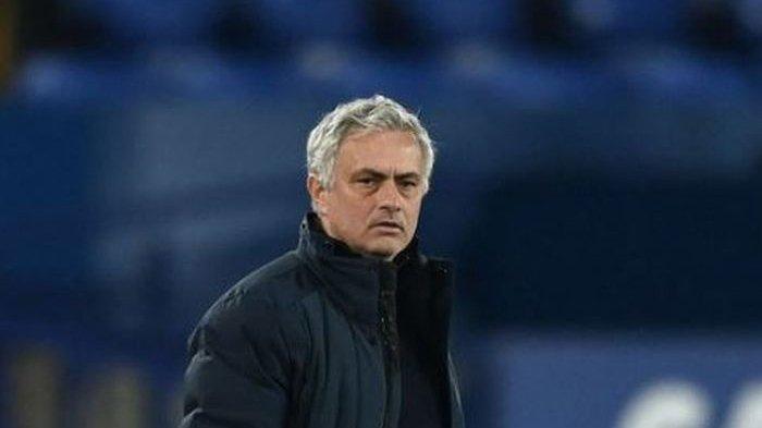 Tukangi AS Roma Musim Depan, Jose Mourinho Jadi Pelatih Termahal Liga Italia, Kalahkan Antonio Conte