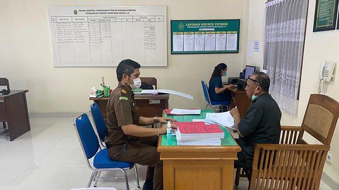 UPDATE: Berkas Perkara Mark-up Explore Buleleng Dilimpahkan ke Pengadilan Tipikor Denpasar