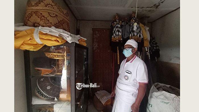 Pencurian di Pura Wilayah Desa Tajen Tabanan, 20 Sangku Berbahan Perak dan Kuningan Digondol Maling