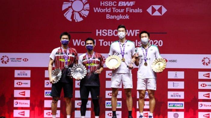 Lee/Wang Juarai BWF World Tour Finals, Ungkit Masa Lalu Kontra Ahsan/Hendra