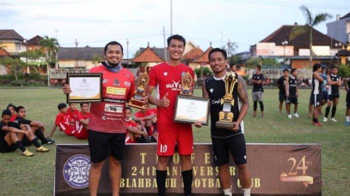Diramaikan Tiga Mantan Pemain Bali United, Kembali FC dan Blahbatuh FC Juara Bersama Trofeo - juara-trofeo.jpg
