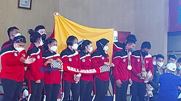 Bali Juara Umum Cabang Judo dengan Enam Emas, Tim Basket Putri Lolos ke Semifinal