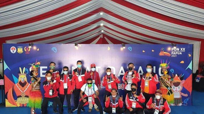 Lolos Semifinal Kelas Bantam 56 Kg, Julio Bria Nyatakan Ingin Jadi Pelatih Usai PON XX Papua