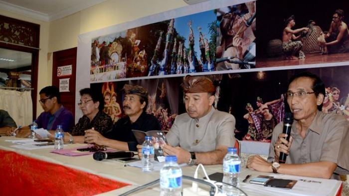 Usai PKB, Muncullah Bali Mandara Mahalango