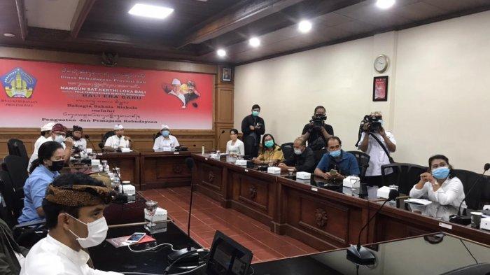 Jokowi Buka PKB dari Istana Negara, Pesta Kesenian Bali XLIII Tahun 2021 Dilaksanakan Hybrid