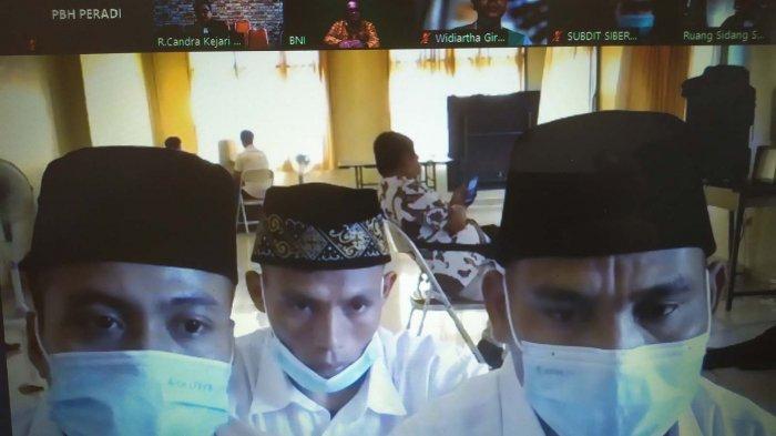 Bobol ATM di Badung dan Denpasar, Diadili, Junaidin CS Dikenakan Dakwaan Tunggal