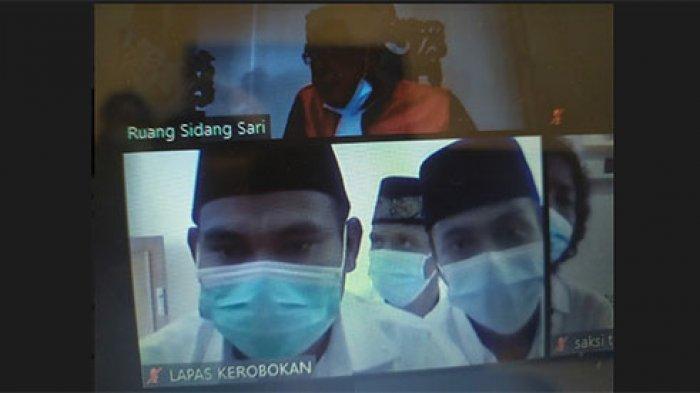 Bobol ATM di Wilayah Badung dan Denpasar, Komplotan Junaidin Dituntut 2,5 Tahun Penjara