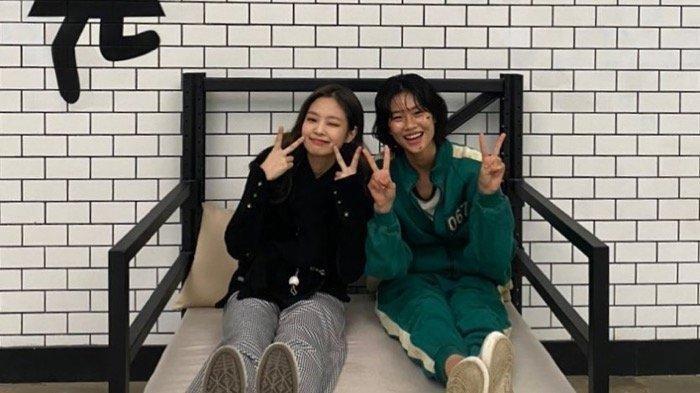 Profil dan Fakta Menarik dari Pemain 067 di Drama Korea Squid Game, Berteman dengan Jennie BLACKPINK