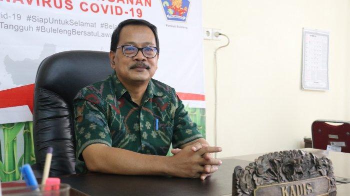 Update Covid-19 di Buleleng: Kasus Positif Bertambah 15 Orang,11 Pasien Sembuh dan Meninggal 1 Orang