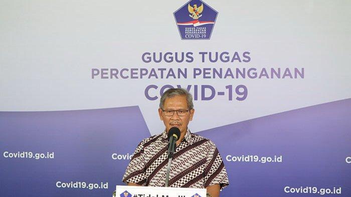 Kasus Positif Covid-19 Bertambah 949 Orang, Achmad Yurianto: Penularan Masih Banyak Terjadi
