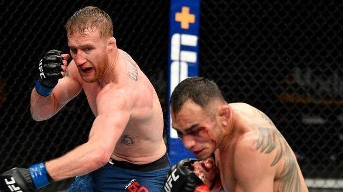 Cari Gara-gara, Justin Gaethje Tak Ragu Maki Conor McGregor, Sebut Mulut Besarnya Seperti Kotoran