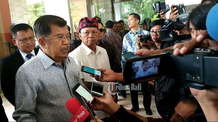 Saat Bertemu Wapres JK, Prabowo Telepon Langsung Orang-orang ini Untuk Hentikan Aksi Massa